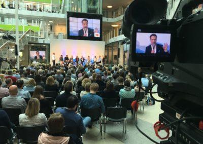 Unilever: Kamera- und Regietechnik